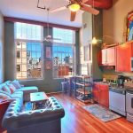 Cotton Mill 215 - One Bedroom Loft Condo